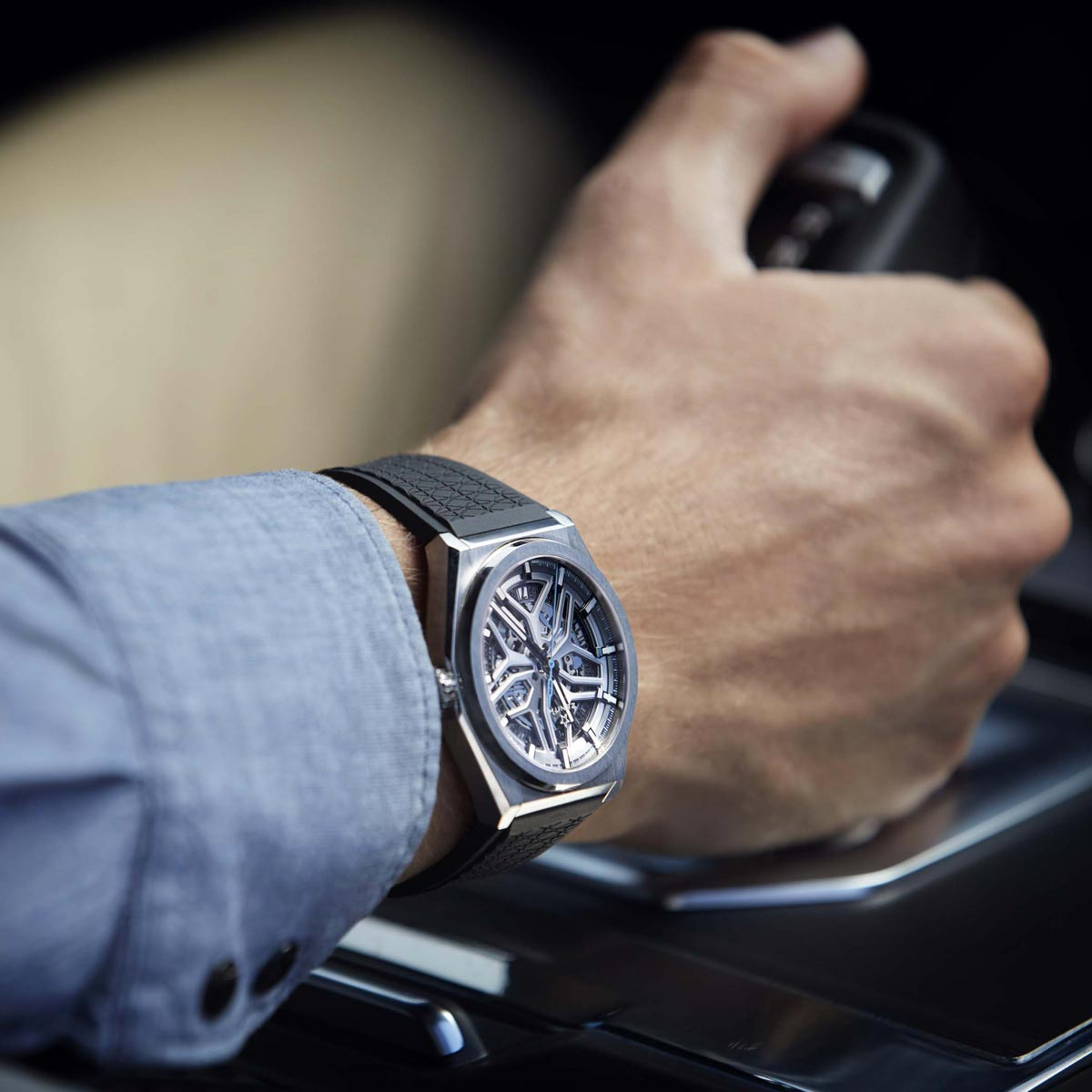 The Watch Quote: Photo - Zenith Defy Classic Range Rover Special Edition