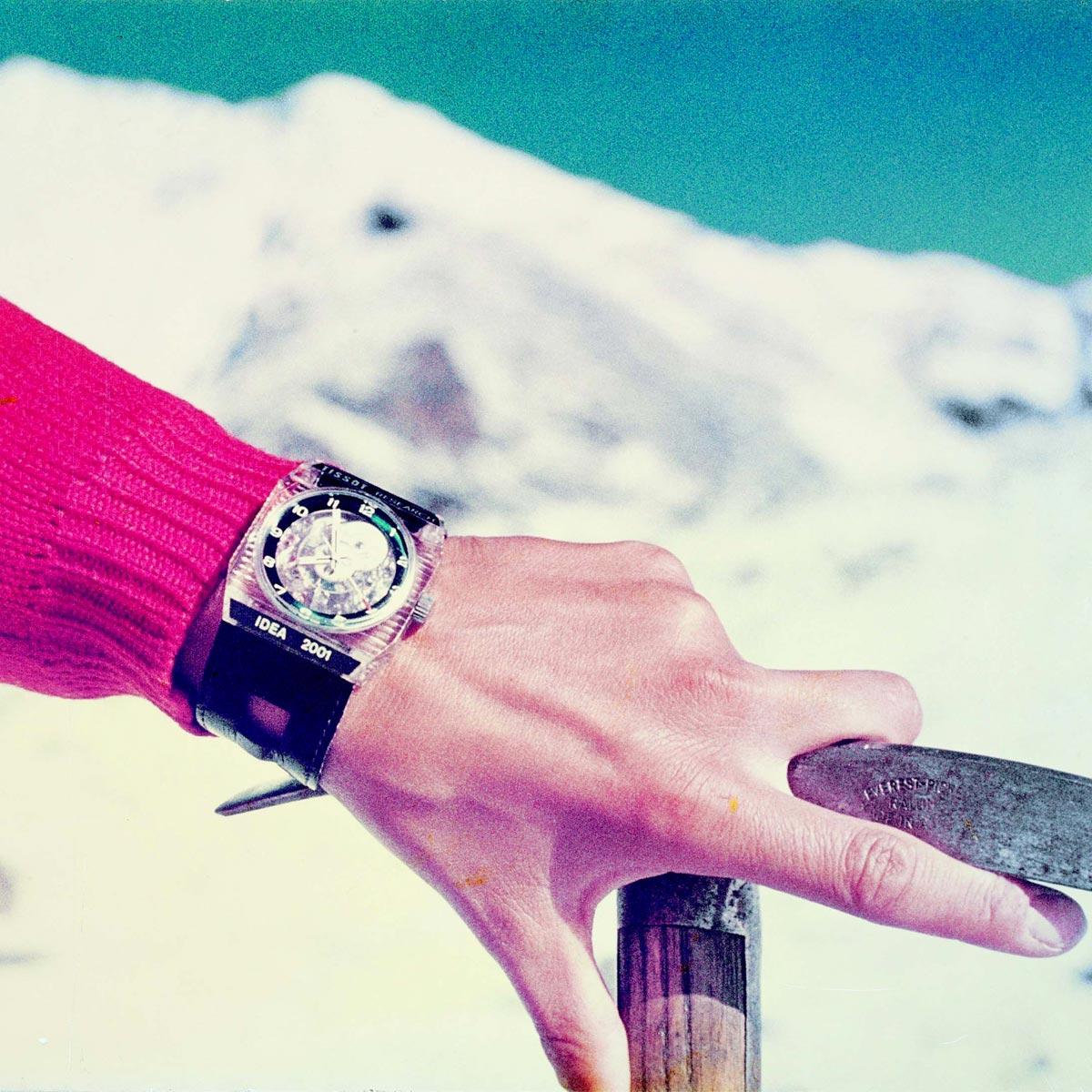 La Cote des Montres : Photo - Bucherer explore le temps lors de son mois horloger