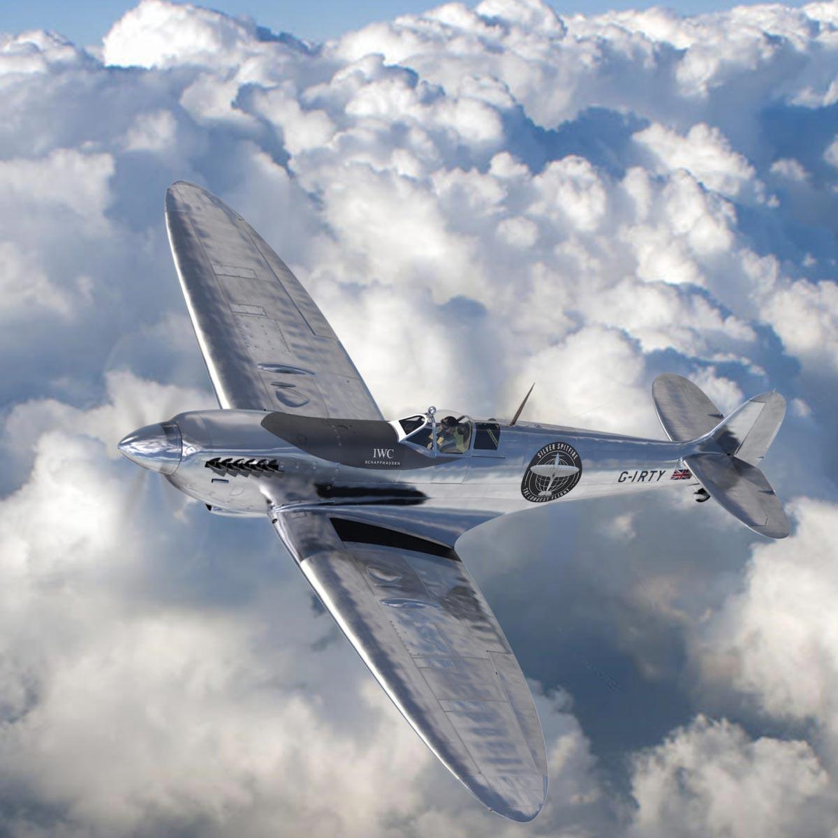 La Cote des Montres : Photo - IWC présente une nouvelle ligne Spitfire