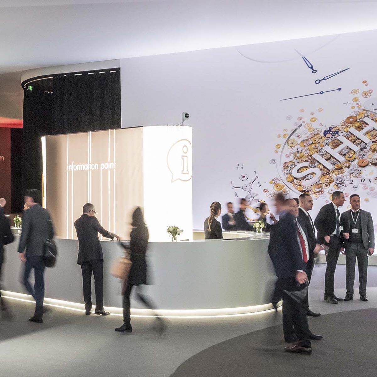 La Cote des Montres : Photo - Le Salon International de La Haute Horlogerie ouvrira ses portes lundi sur une 29e édition très attendue