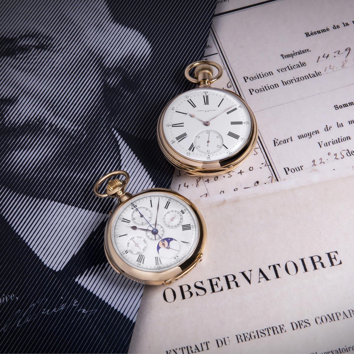La Cote des Montres : Photo - Vacheron Constantin expose à Genève « Diptyques » a History of Collaborations
