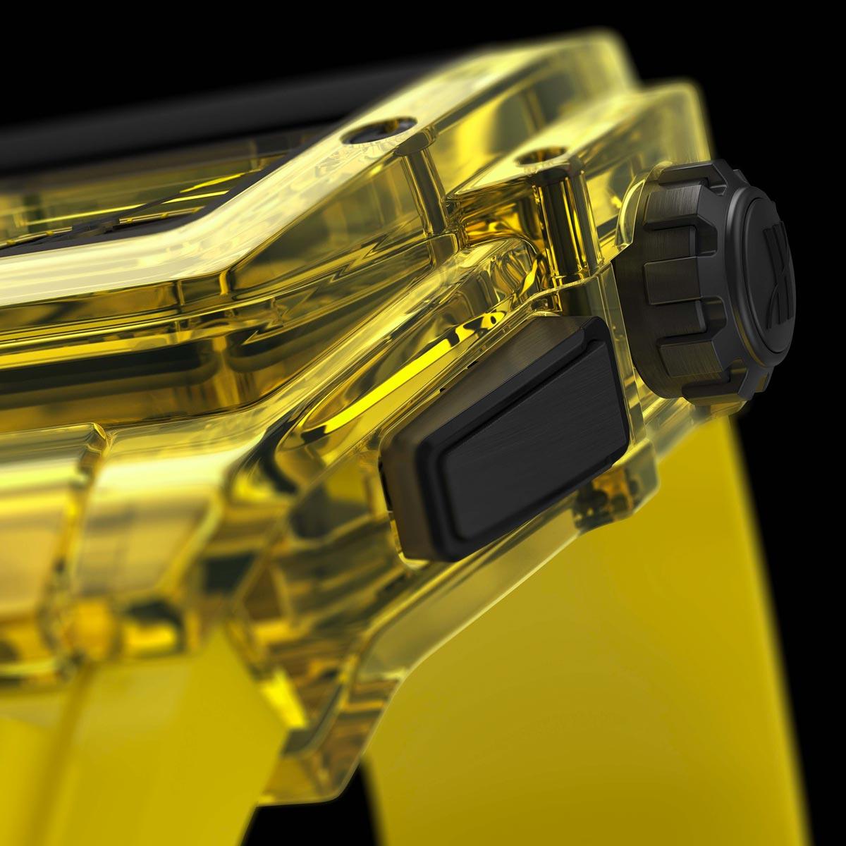 La Cote des Montres : Photo - Hublot Spirit of Big Bang Yellow Sapphire 42MM