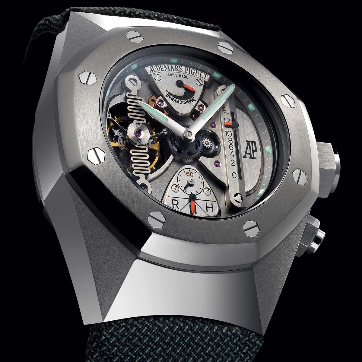 La Cote des Montres : Photo - « Code 11.59 by Audemars Piguet »