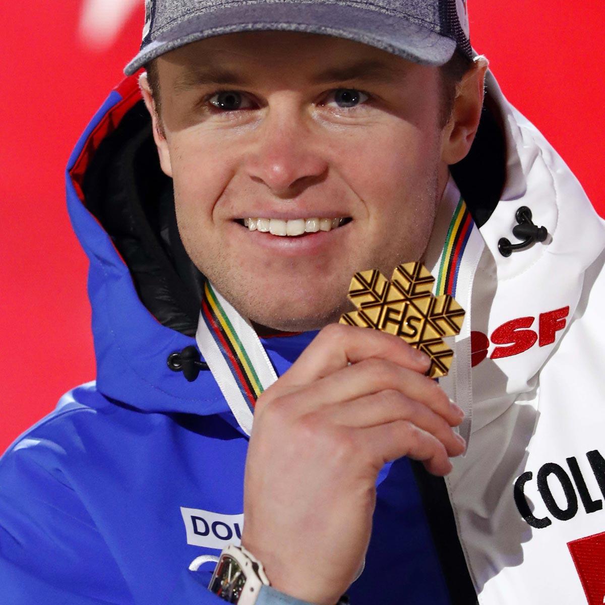 La Cote des Montres : Photo - « Pintu », champion du monde !