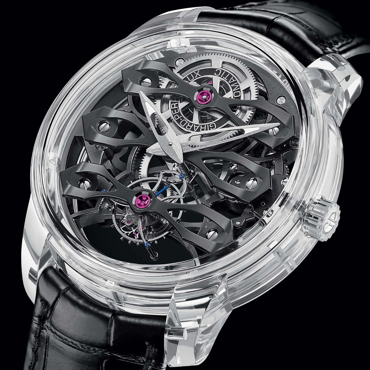 "The Watch Quote: Photo - Girard-Perregaux unveils ""Quasar�"