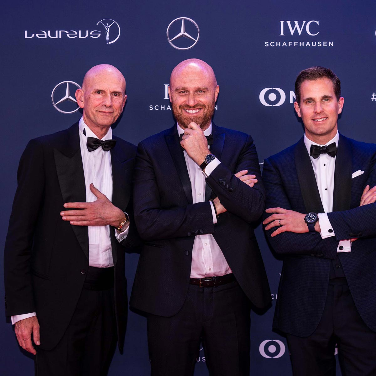 La Cote des Montres : Photo - IWC Aquatimer Chronographe Édition « Laureus Sport For Good »