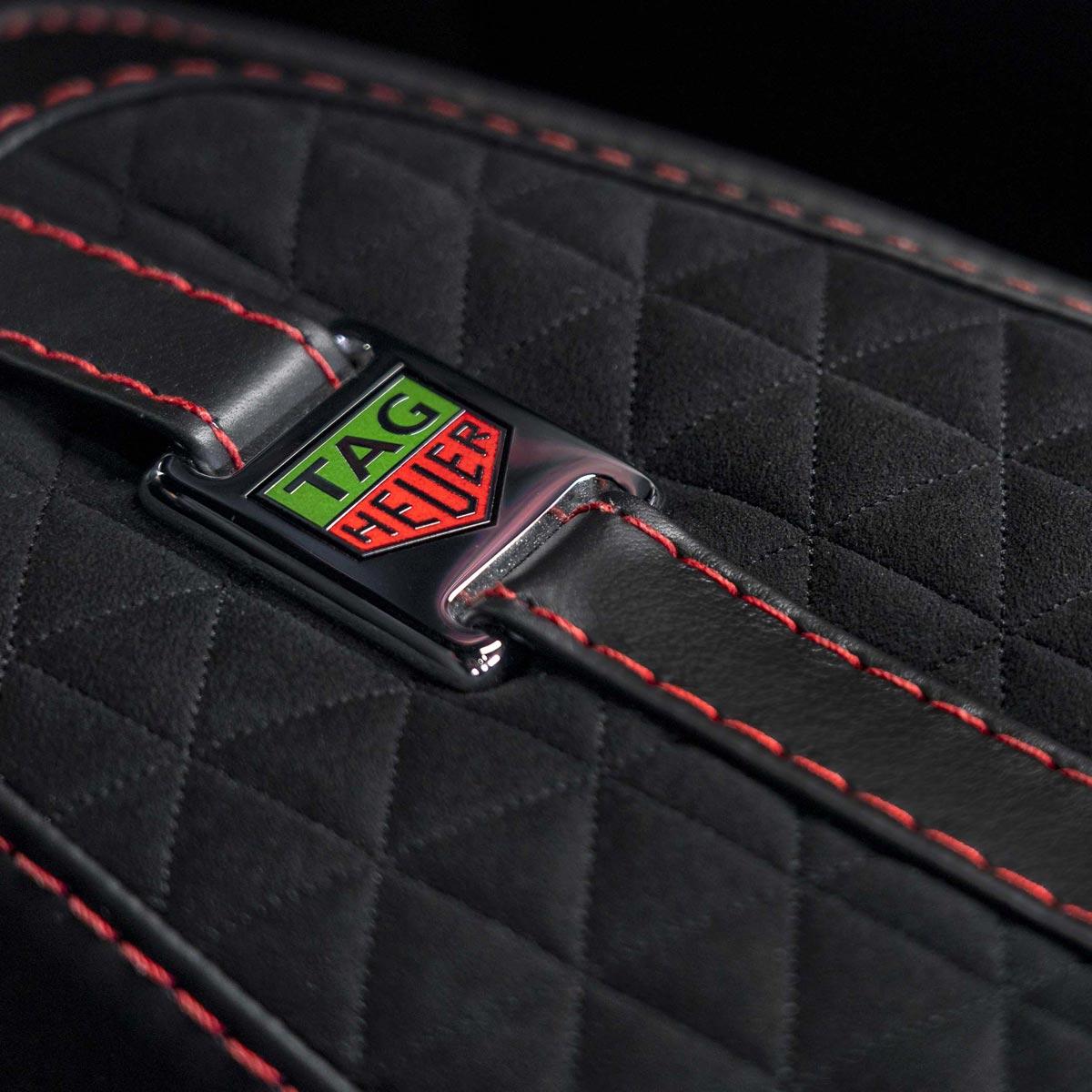 La Cote des Montres : Photo - Aston Martin DBS Superleggera Édition Spéciale TAG Heuer