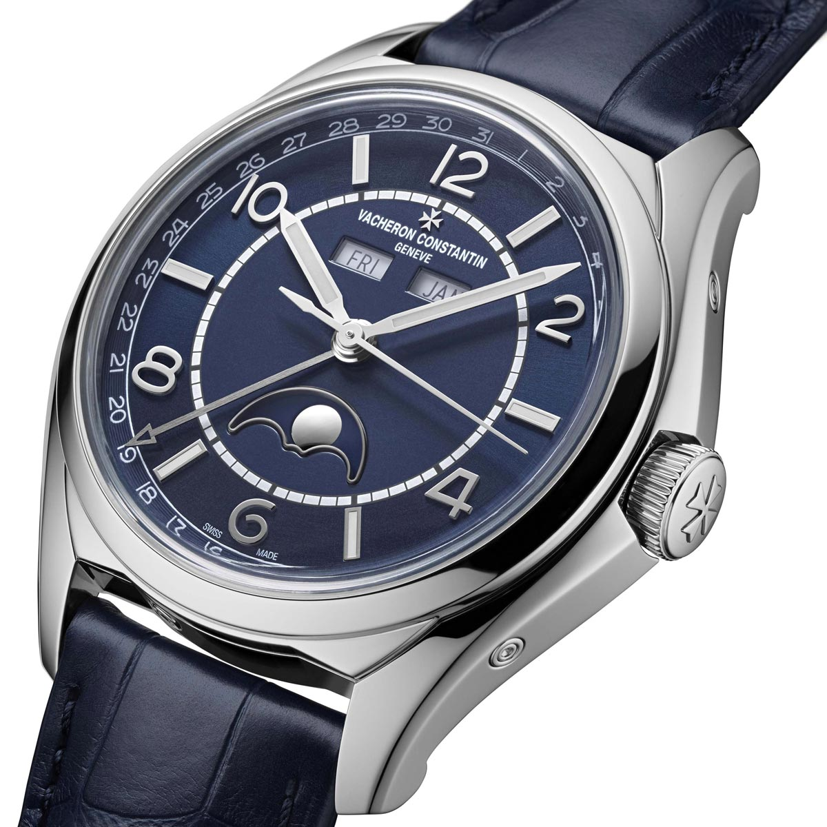 The Watch Quote: Photo - New Vacheron Constantin FiftySix© models