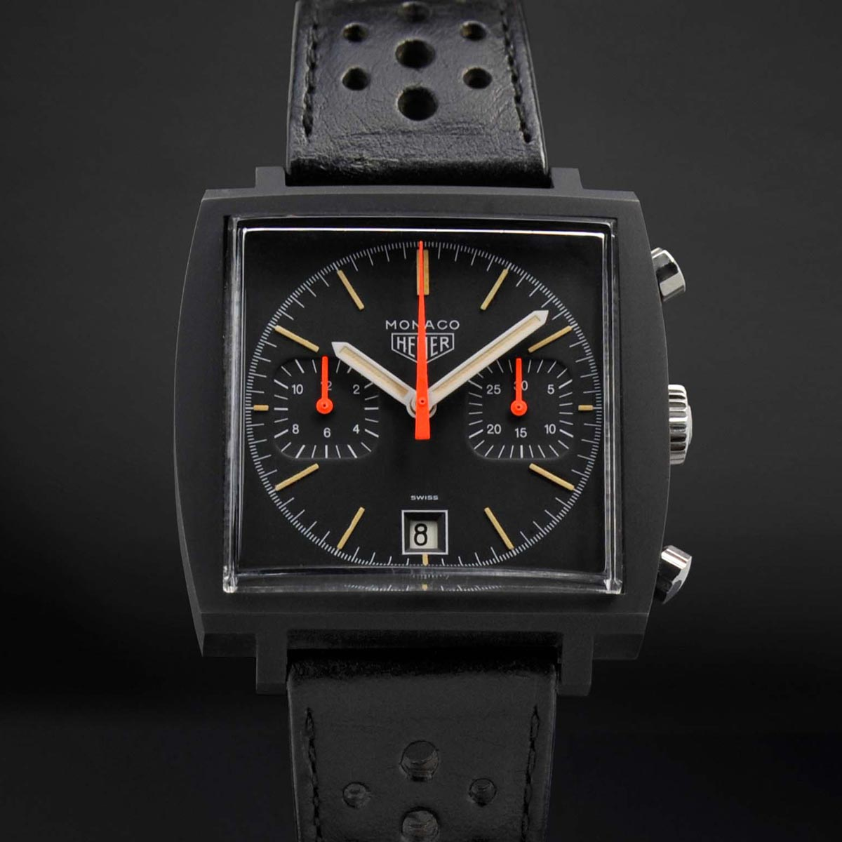 The Watch Quote: Photo - Celebrating 50 years of the TAG Heuer Monaco