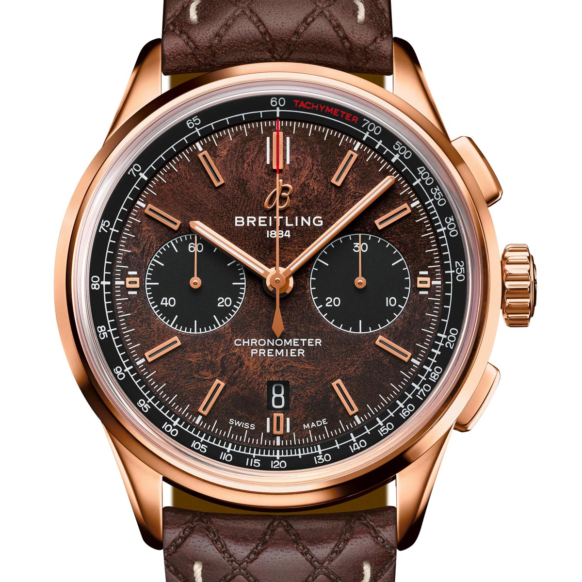 The Watch Quote: Photo - Breitling introduces the Premier Bentley Centenary Limited Edition