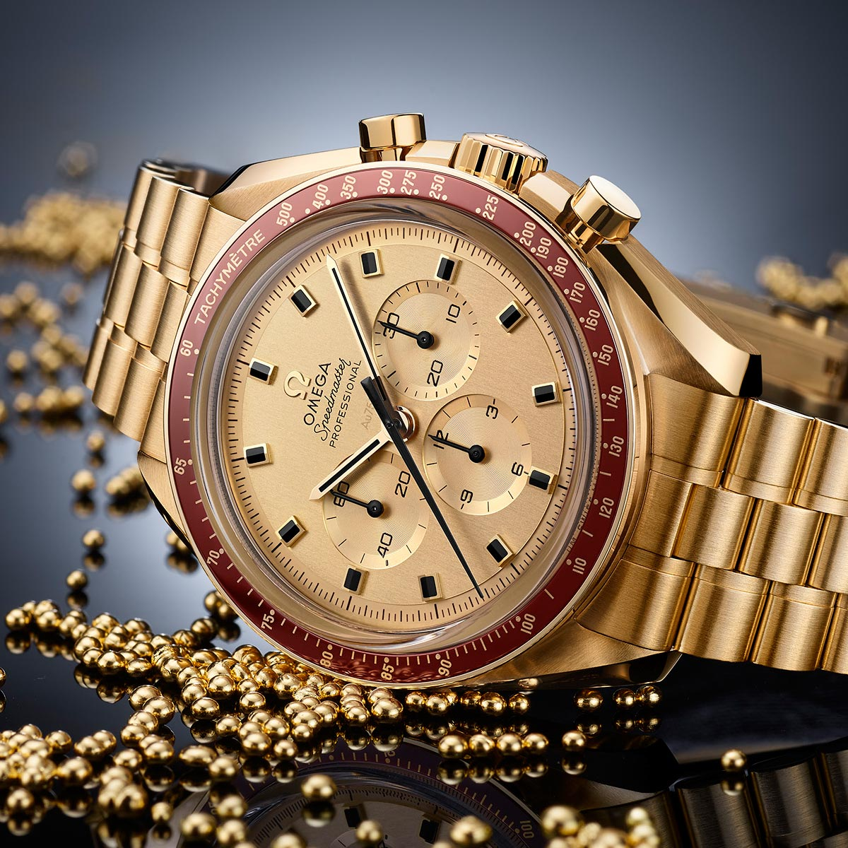 The Watch Quote: Photo - Omega Speedmaster Apollo 11 50th Anniversary Limited Edition
