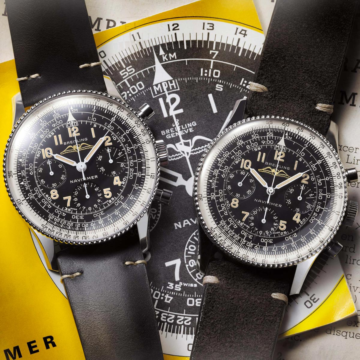The Watch Quote: Photo - Breitling Navitimer Ref. 806 1959 Re-edition