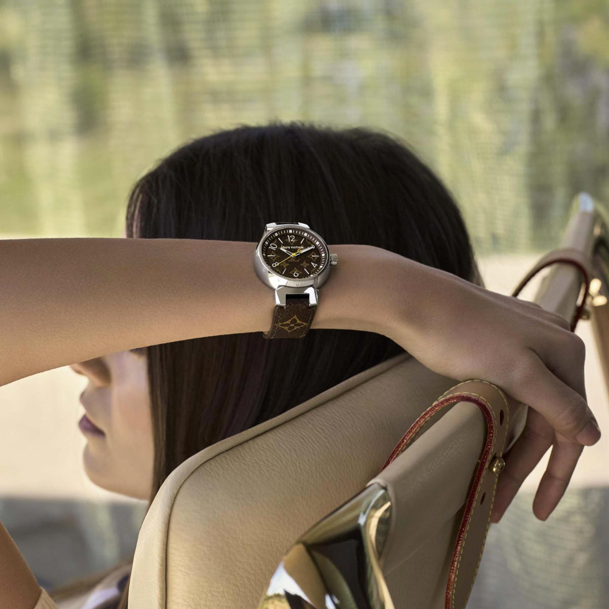 La Cote des Montres : Photo - Louis Vuitton Tambour Icons