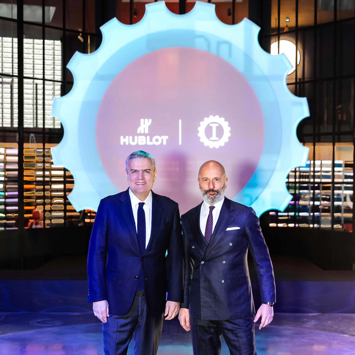 La Cote des Montres : Photo - Hublot Classic Fusion Chronograph Garage Italia