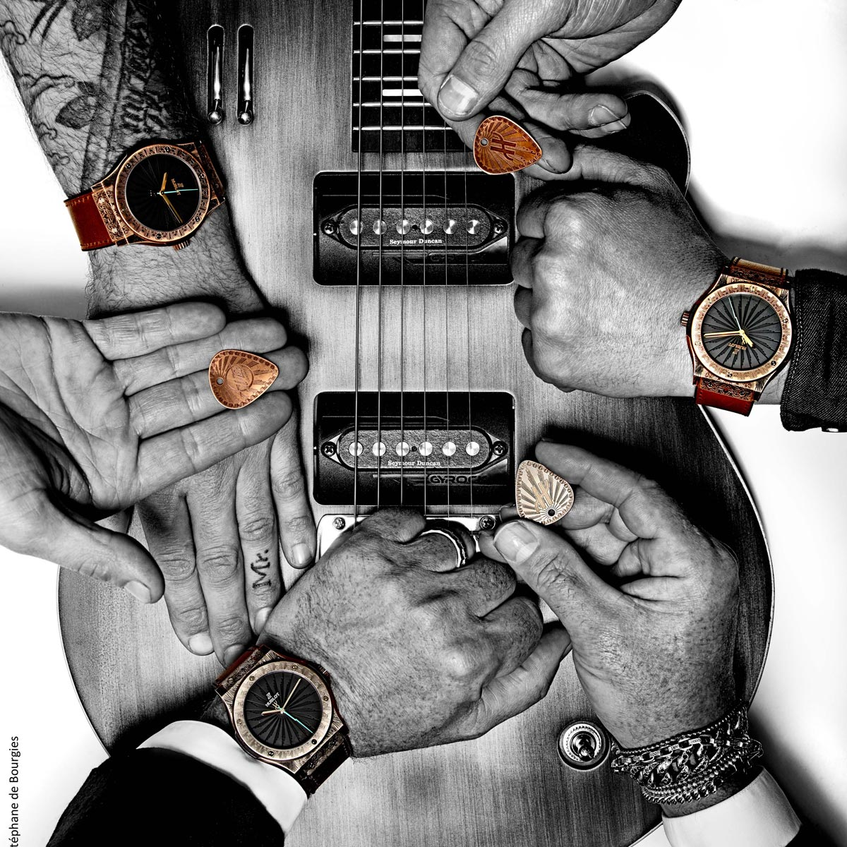 La Cote des Montres : Photo - Hublot Classic Fusion Wild Customs