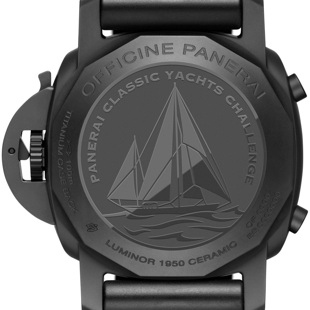 La Cote des Montres : Photo - Panerai Luminor Yachts Challenge – 44mm