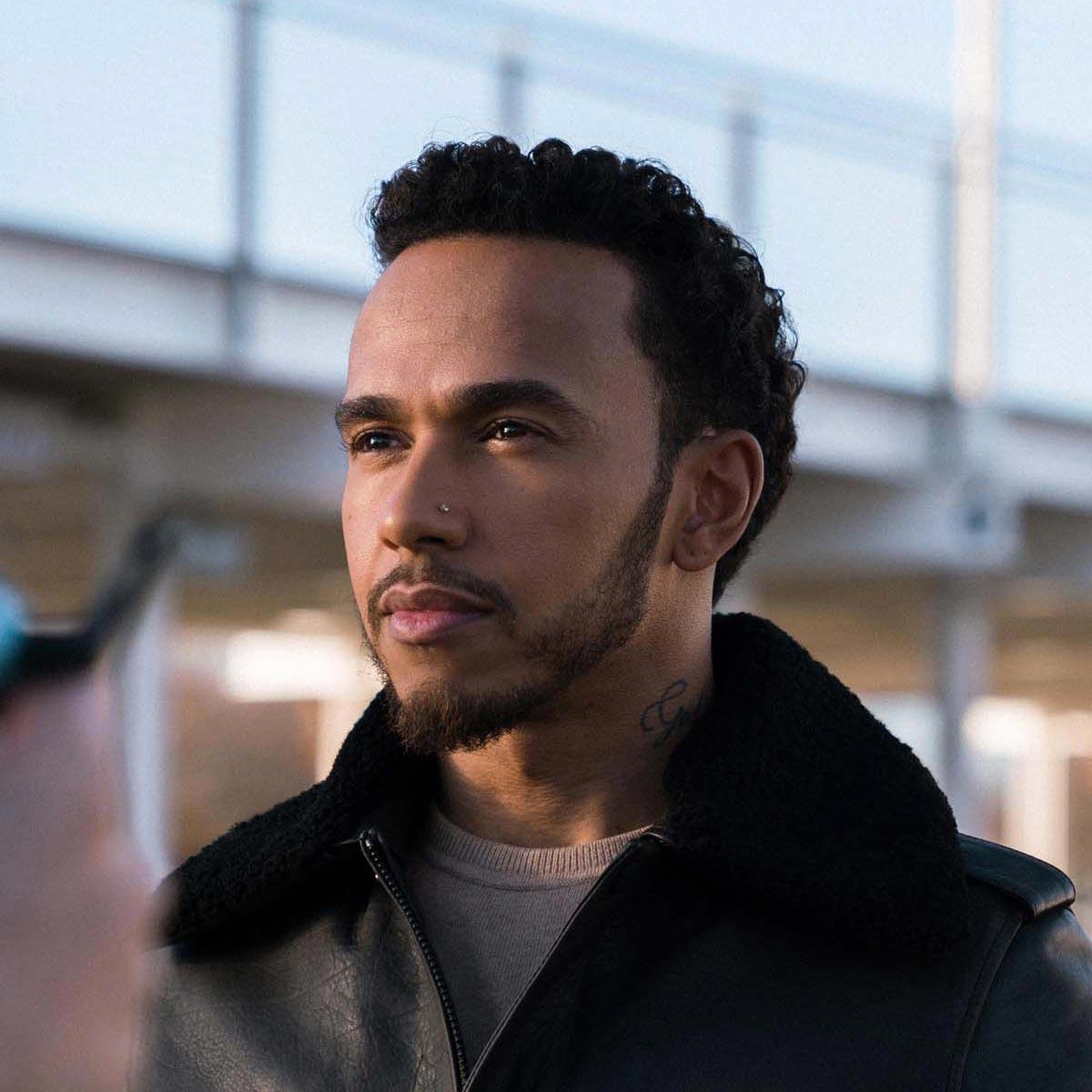 La Cote des Montres : Photo - IWC présente son nouveau film avec Lewis Hamilton