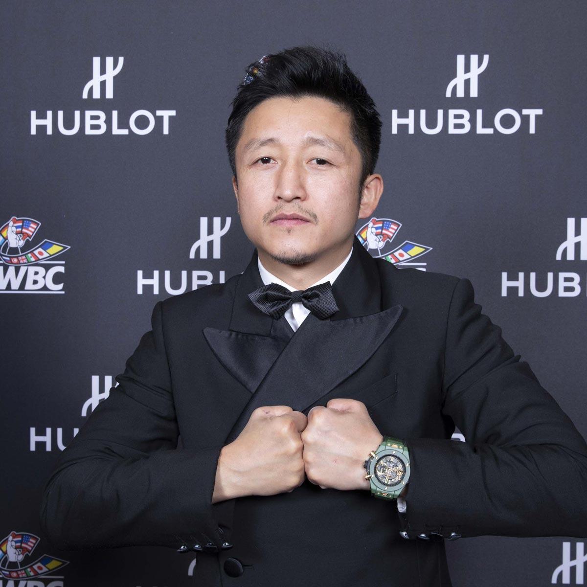 La Cote des Montres : Photo - Hublot Big Bang Unico WBC