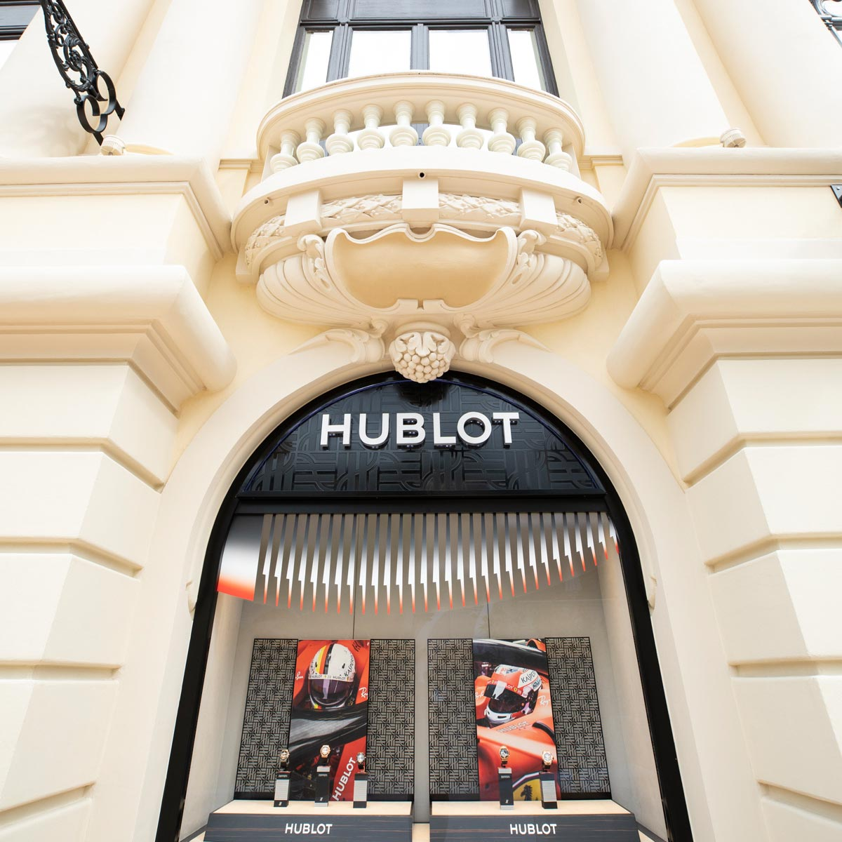 The Watch Quote: Photo - Hublot in pole position in Monaco