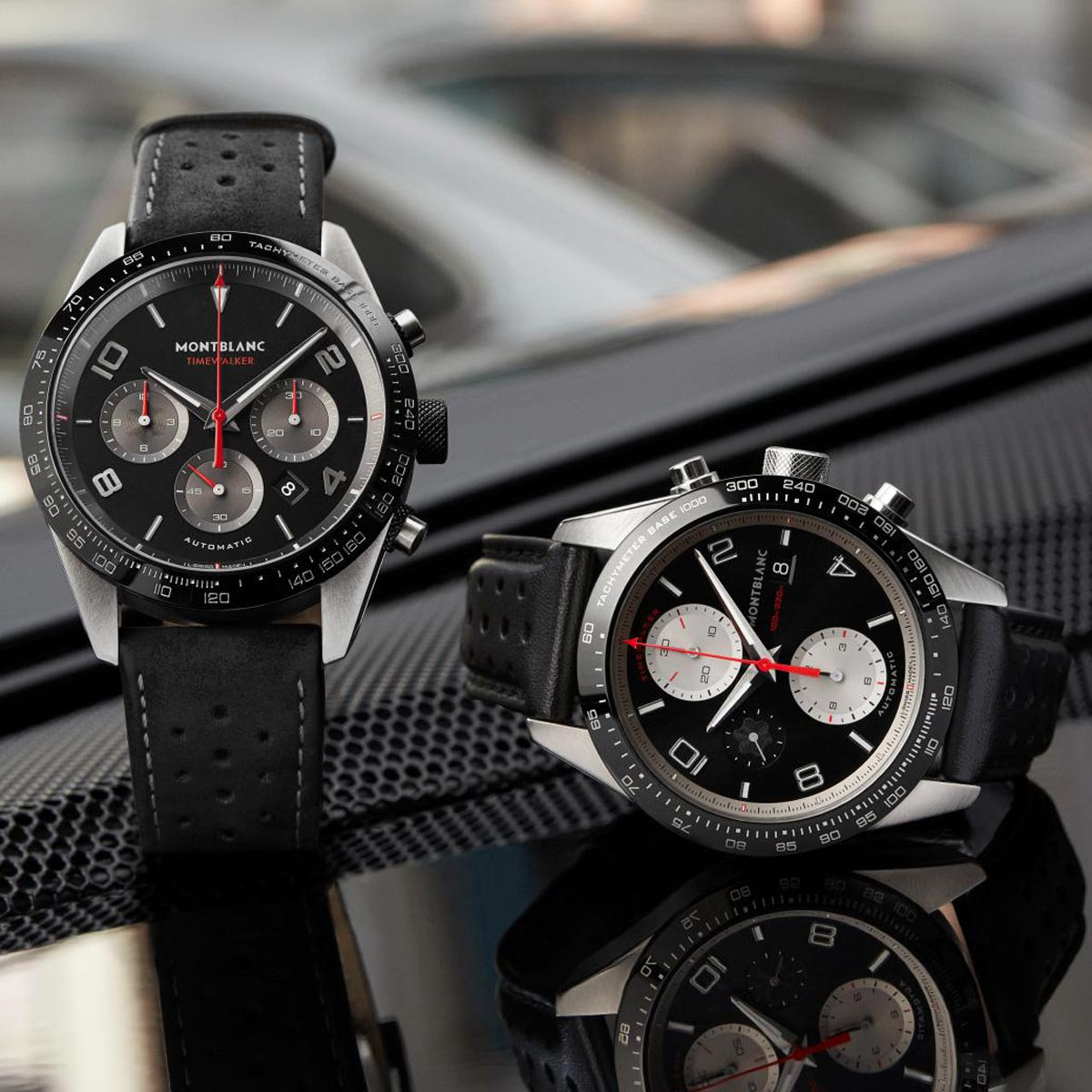 The Watch Quote: Photo - Montblanc, the Official Timing Partner of the Goodwood Festival of Speed