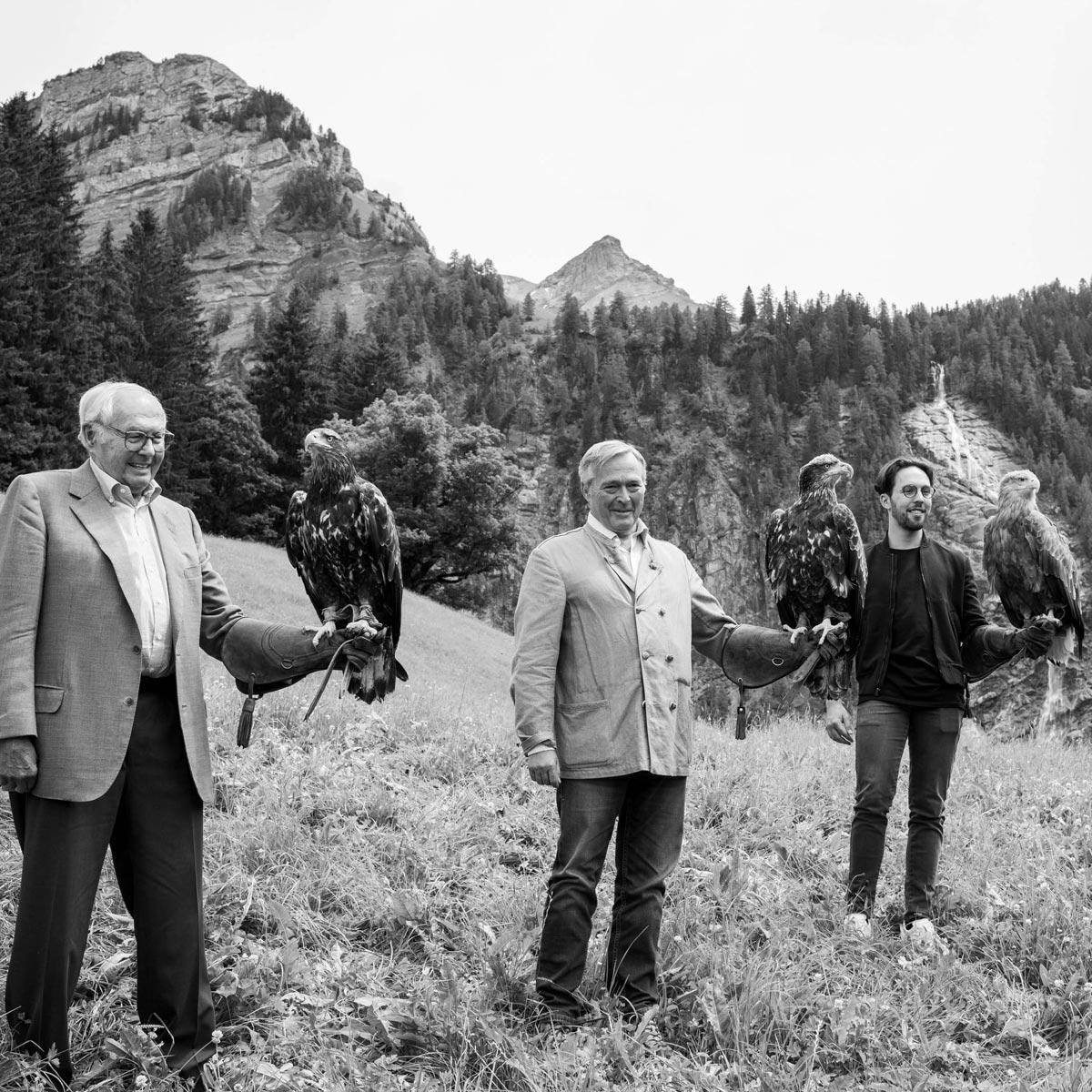 La Cote des Montres : Photo - Chopard Alpine Eagle