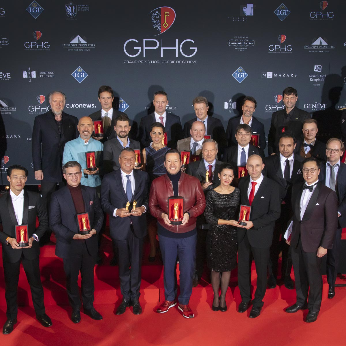La Cote des Montres : Photo - Grand Prix d'Horlogerie de Genève 2019 - Palmarès 2019