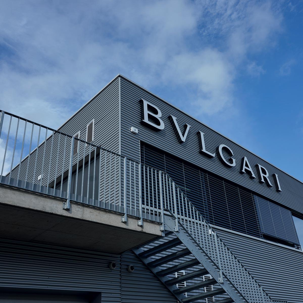 La Cote des Montres : Photo - Bvlgari Horlogerie: les métiers de l'habillage sous un seul toit