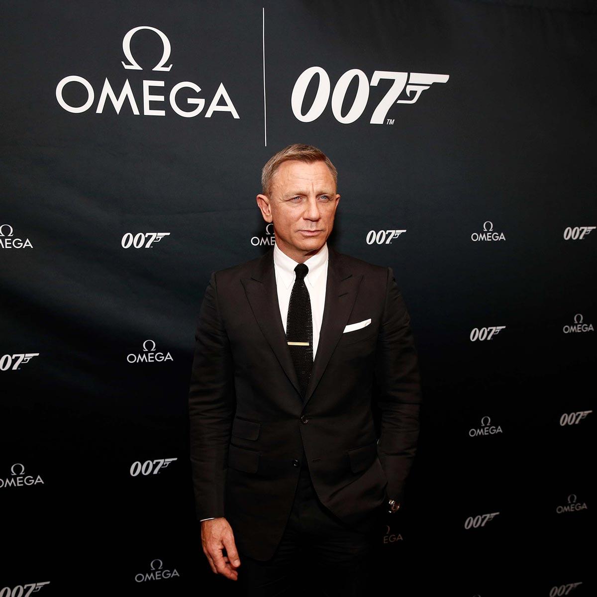 La Cote des Montres : Photo - Omega et JamesBond : lancement dela nouvelle montre Bond