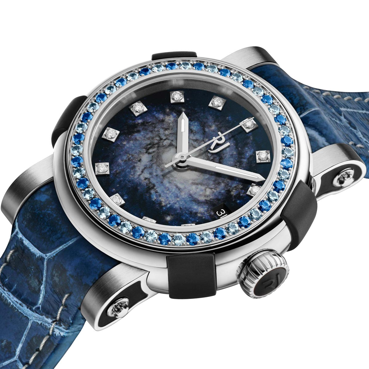 La Cote des Montres : Photo - RJ ARRAW Star Twist Gold Magellanic Cloud