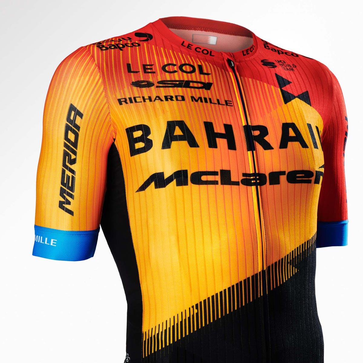 La Cote des Montres : Photo - Richard Mille s'associe à l'équipe Bahrain McLaren
