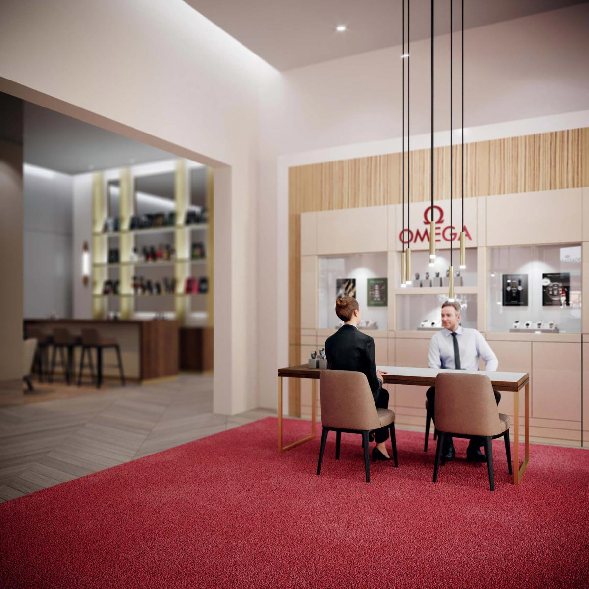 La Cote des Montres : Photo - Les Ambassadeurs suisses deviennent luxembourgeois