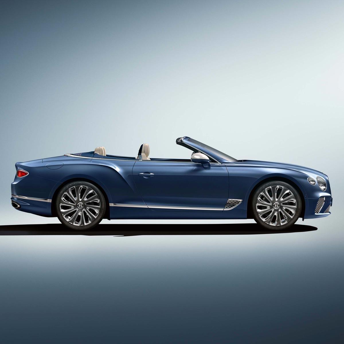 La Cote des Montres : Photo - Breitling Premier Bentley Mulliner LimitedEdition