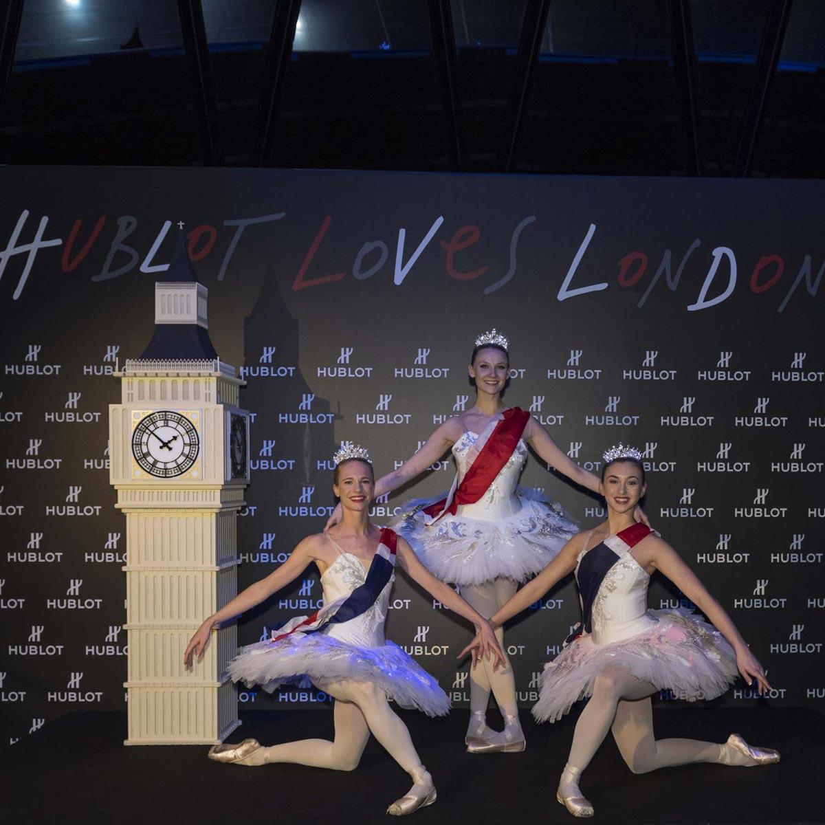 """La Cote des Montres : Photo - Hublot ClassicFusion 45mm SpecialEdition """"London�"""