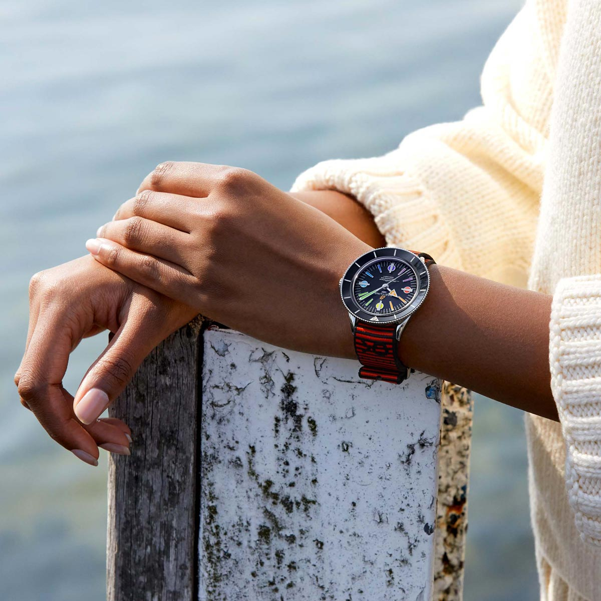 La Cote des Montres : Photo - Breitling Superocean Héritage 57