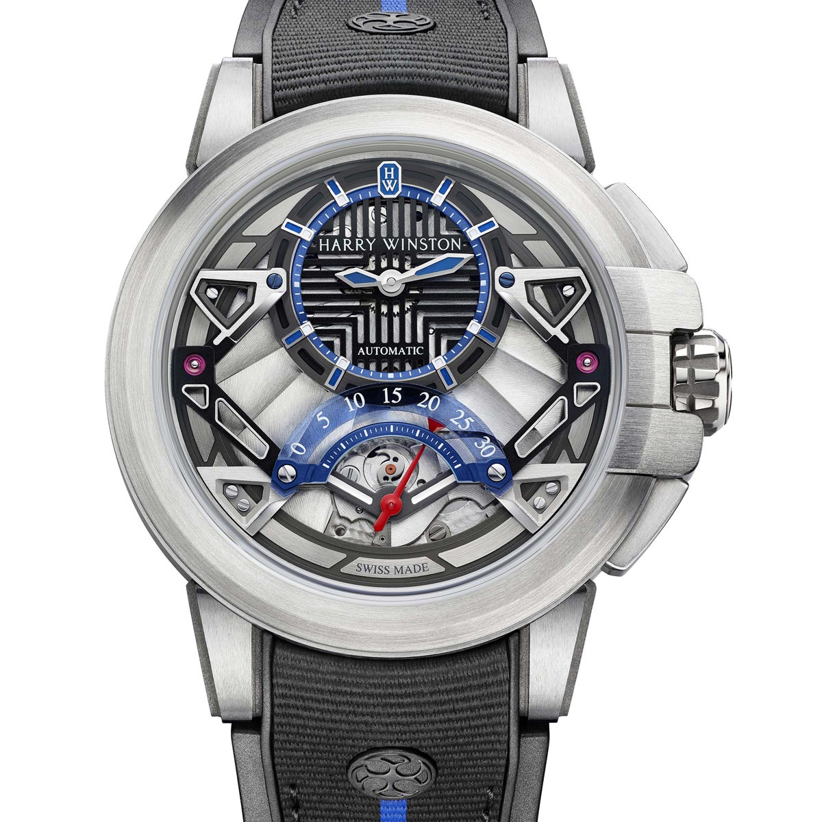 La Cote des Montres : Photo - Harry Winston Project Z14