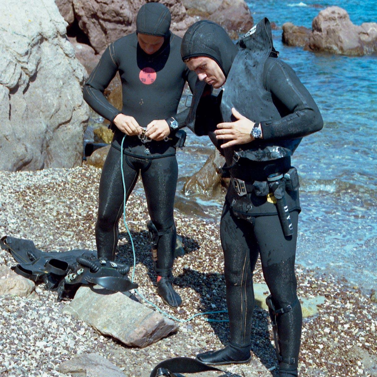 La Cote des Montres : Photo - Tudor BlackBay Fifty-Eight « NavyBlue »