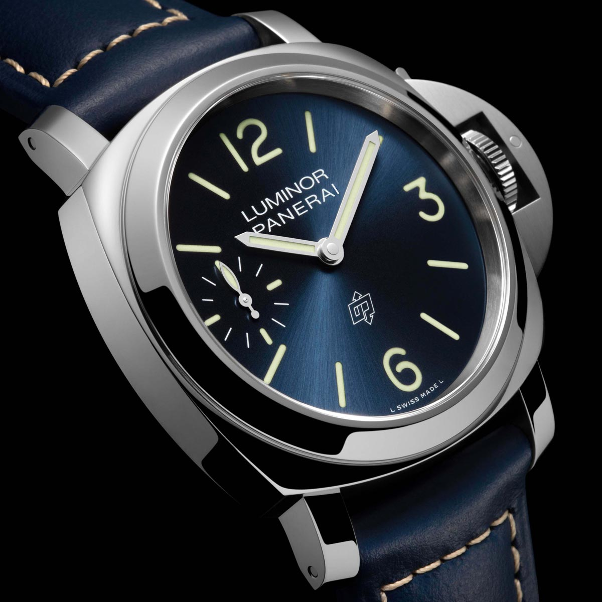 La Cote des Montres : Photo - Panerai Luminor Blu Mare – 44mm