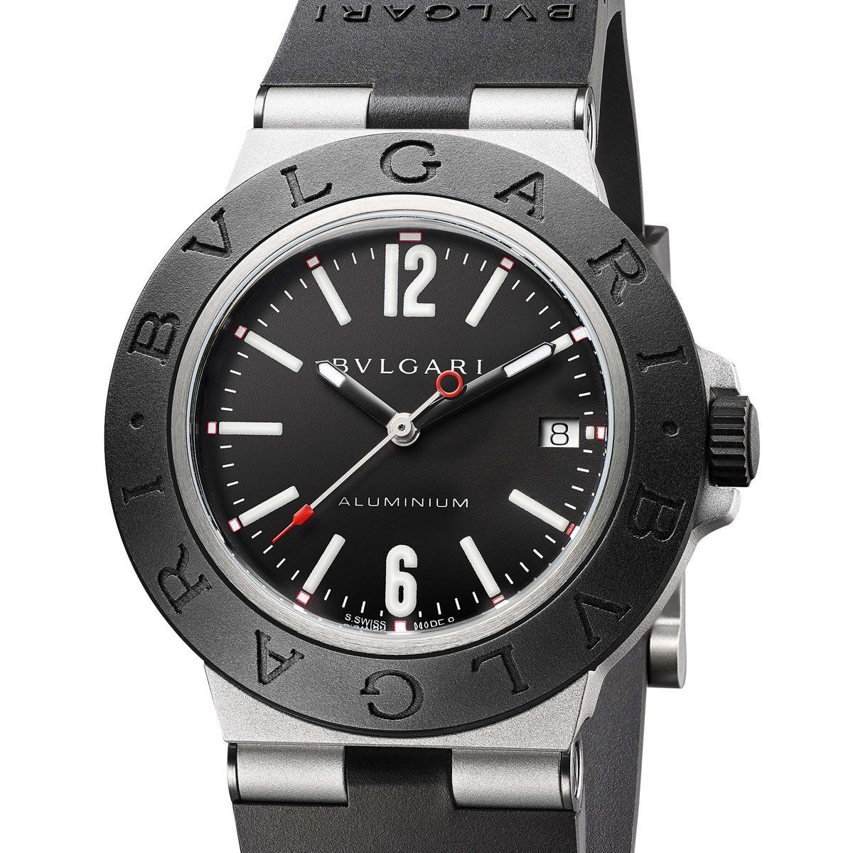 La Cote des Montres : Photo - Bvlgari Aluminium Watch