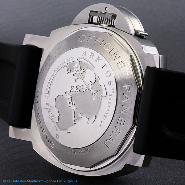 The Watch Quote: Photo - Panerai Luminor Arktos