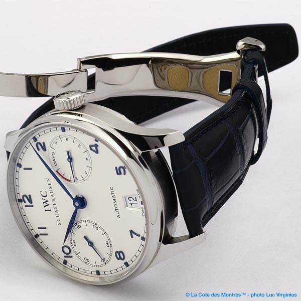 The Watch Quote: Photo - IWC Portuguese Automatic
