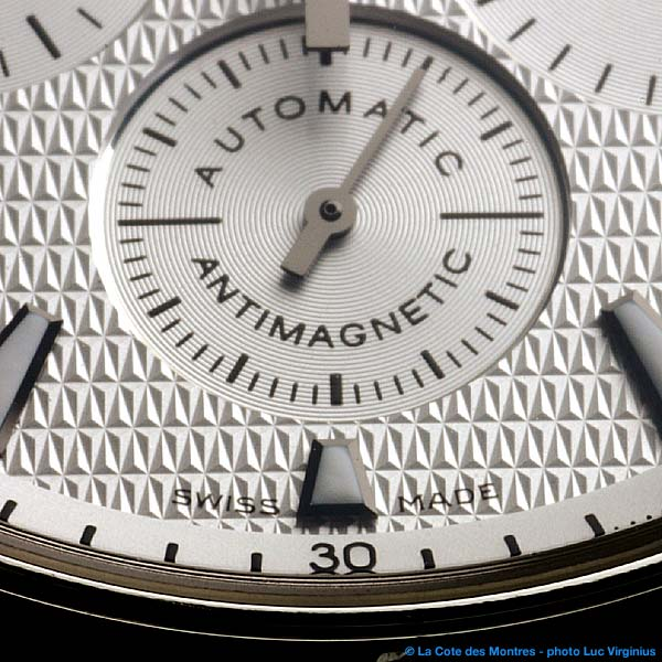 The Watch Quote: Photo - Vacheron Constantin  Chronograph Overseas