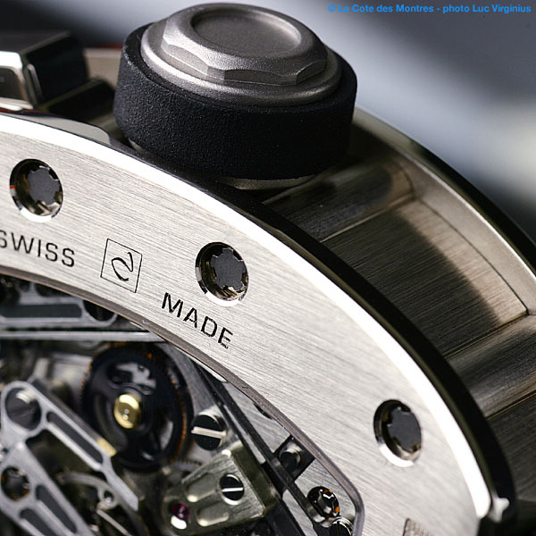 The Watch Quote: Photo - Richard Mille RM008