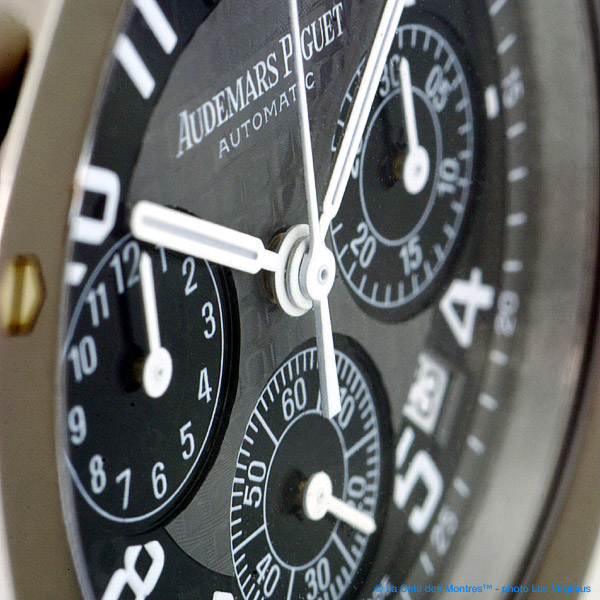 The Watch Quote: Photo - Audemard Piguet Royal Oak Chrono Special Edition
