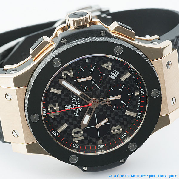The Watch Quote: Photo - Hublot Big Bang