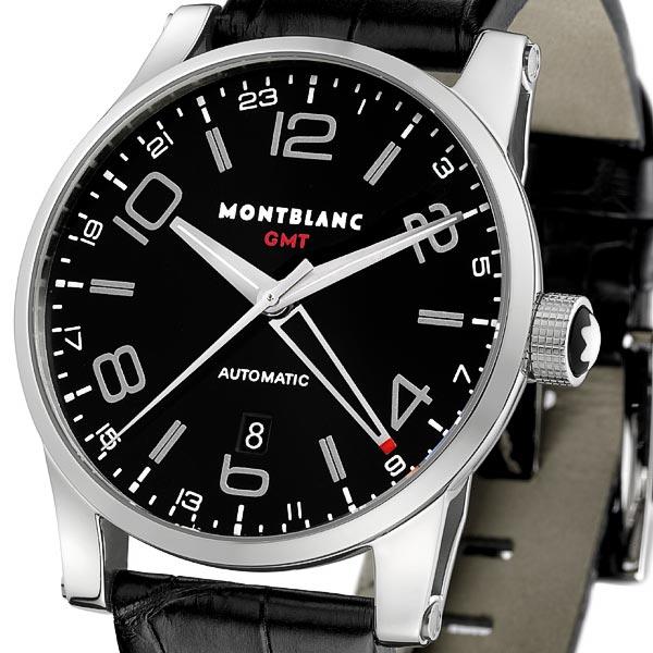 La Cote des Montres : Photo - Montblanc TimeWalker GMT Automatic