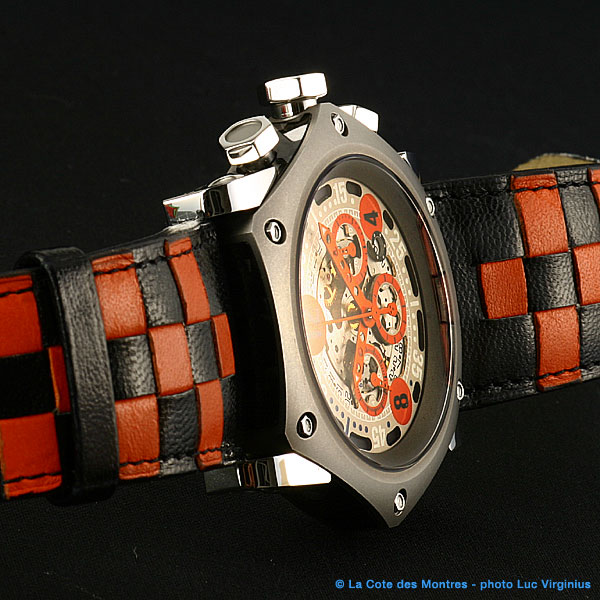 The Watch Quote: Photo - BRM SCR Racing