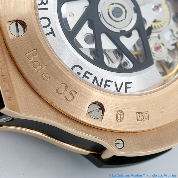 La Cote des Montres : Photo - Hublot Big Bang