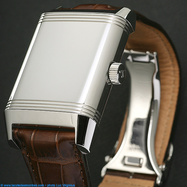 The Watch Quote: Photo - Jaeger-LeCoultre Reverso Grande Automatic