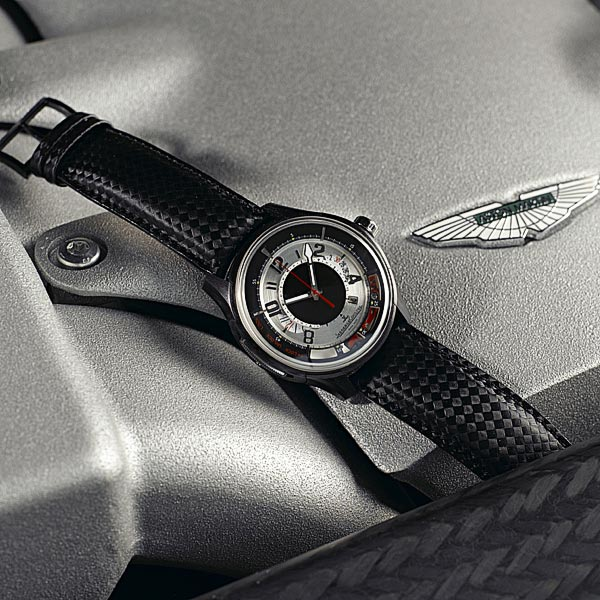 The Watch Quote: Photo - Jaeger-LeCoultre AMVOX2 Chronograph