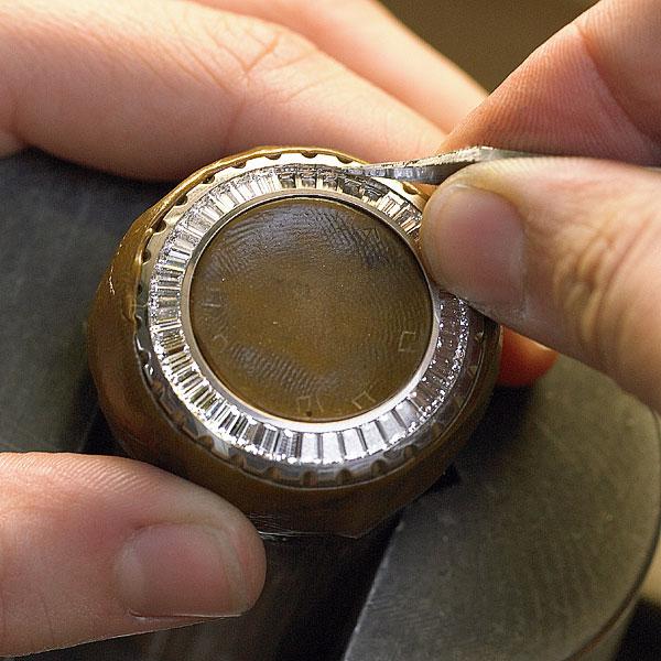 La Cote des Montres : Photo - Chanel J12 Haute Joaillerie